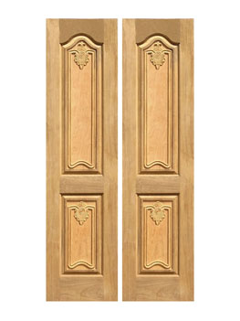 Entrance Door  - Double